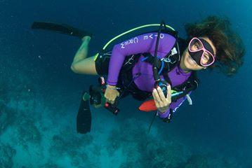 Margo Peyton, Kids Sea Camp/Family Dive Adventure, SC, USA