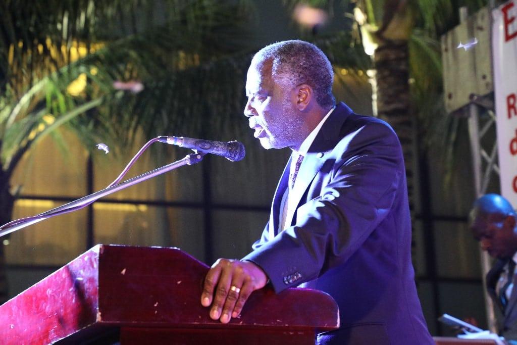 Elvis Muturi wa Bashara, Democratic Republic of Congo