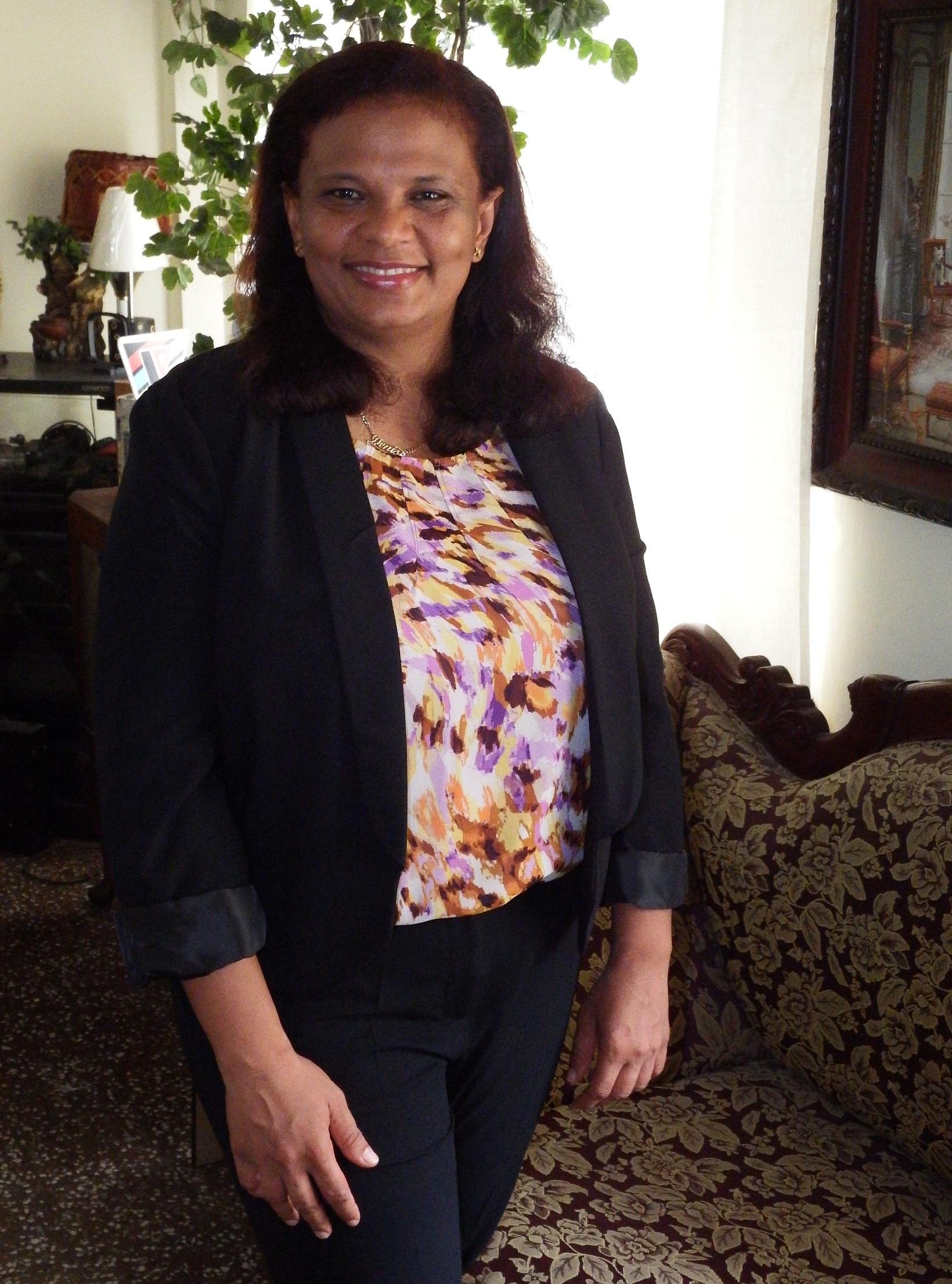 Denise Aleong-Thomas, Small Tourism Accommodation Owners of Trinidad & Tobago
