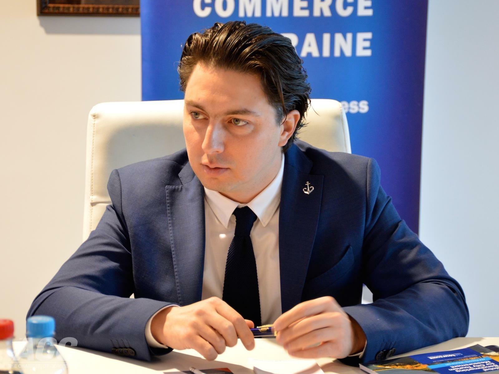 Ivan Liptuga, National Tourism Organization of Ukraine