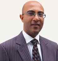 Ibrahim Ayoub, Invest Tourism and Daiichi Display Ltd,  Mauritius & UK