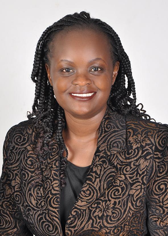 Agnes Mucuha, Kenya Association of Travel Agents, Kenya