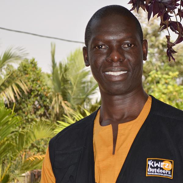 Vincent Mugaba, Kwezi Outdoors Ltd, Uganda