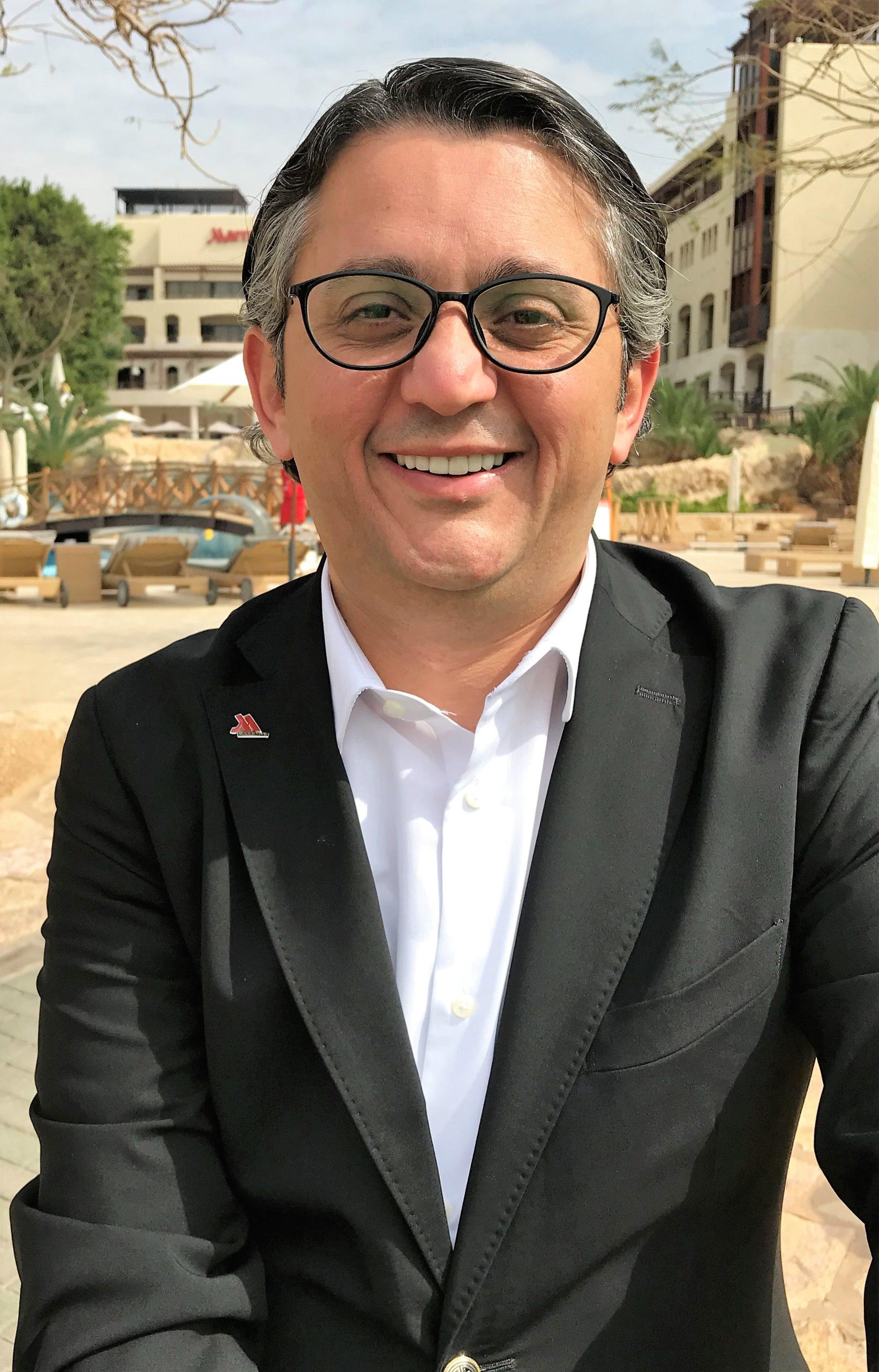 Muhannad Hameed, Marriott International, Amman, Jordan