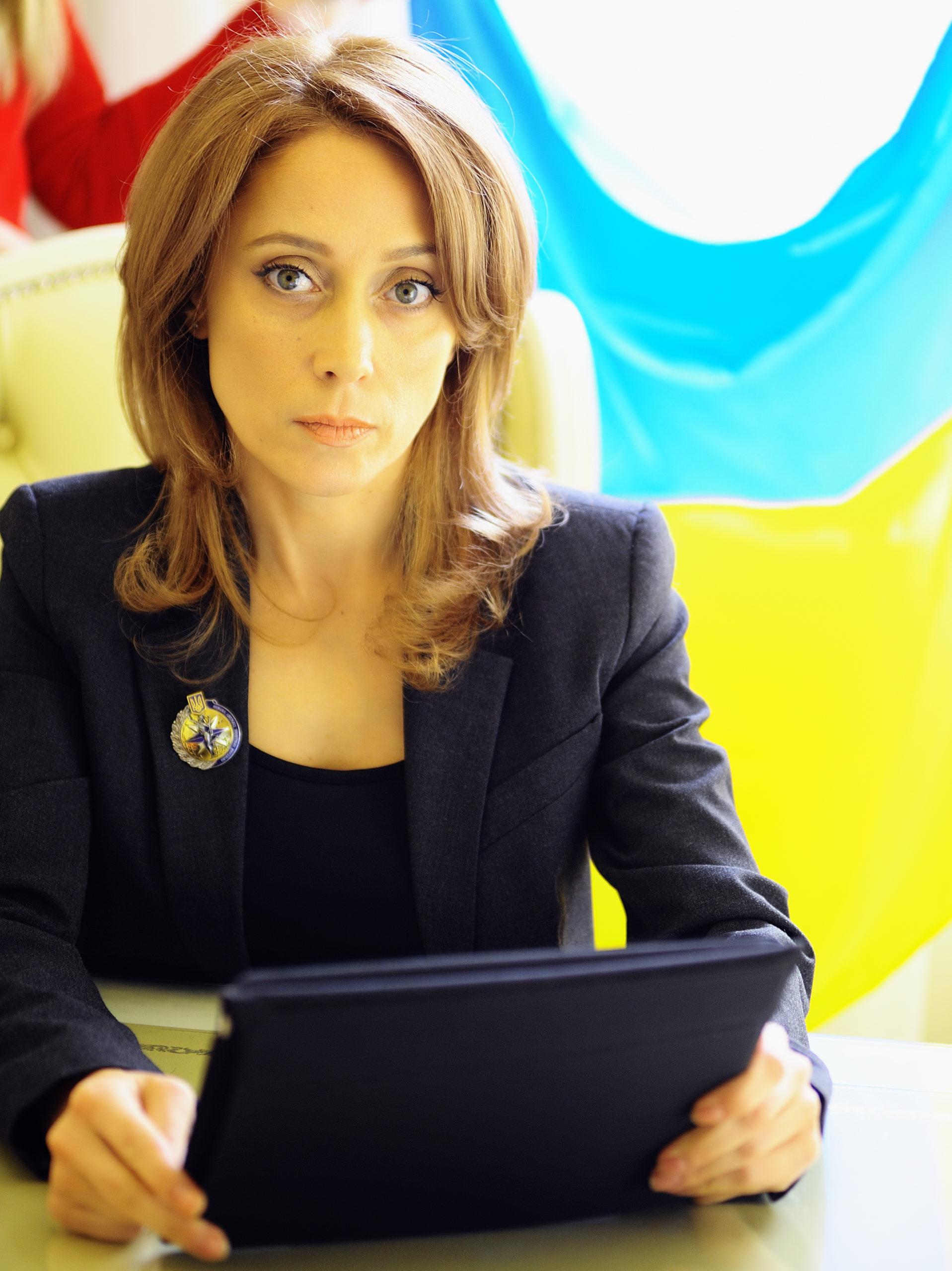 Helen Shapovalova, Pan Ukraine, Kiev, Ukraine