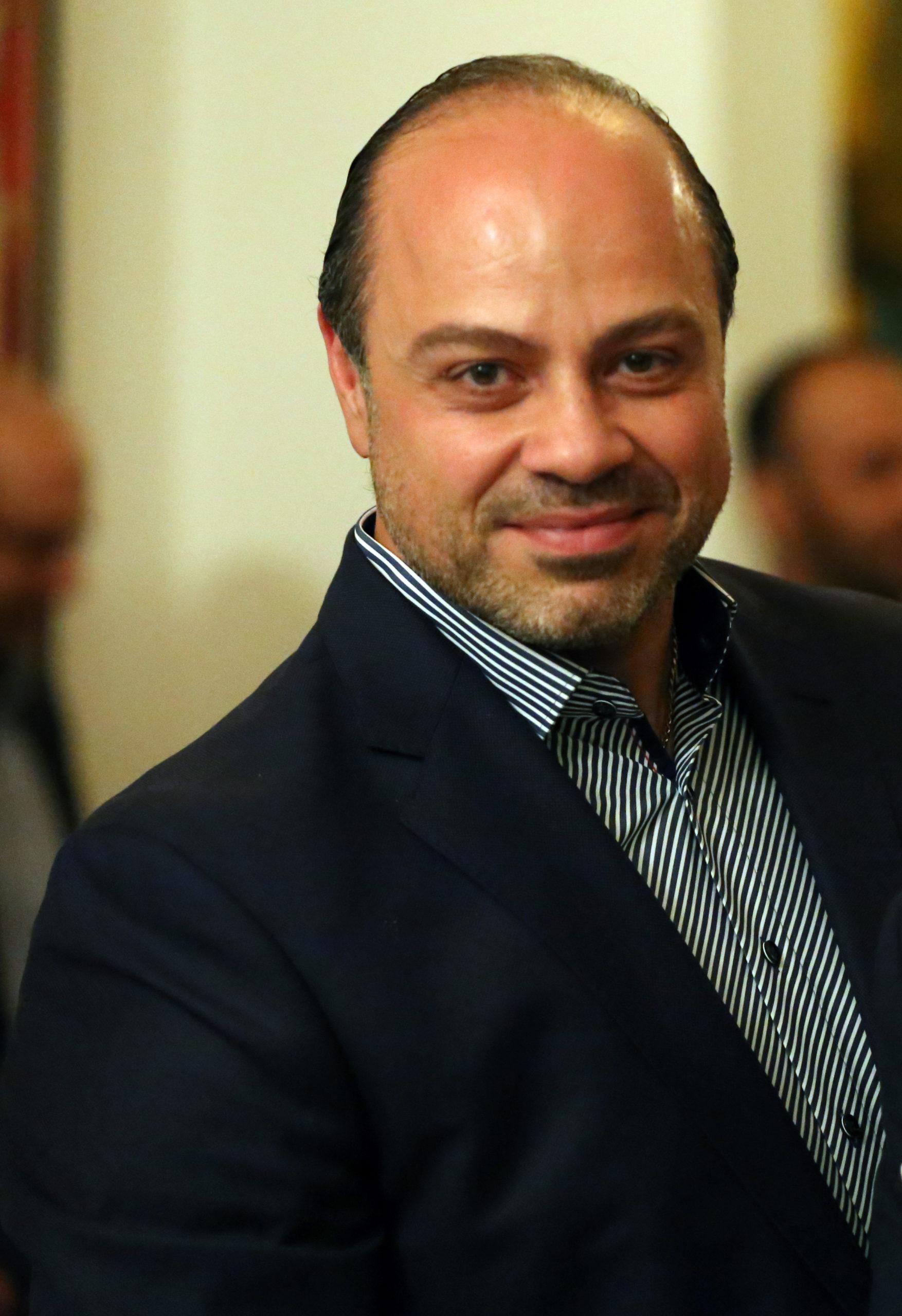 Ibrahim Osta, Chemonics International, DC, USA