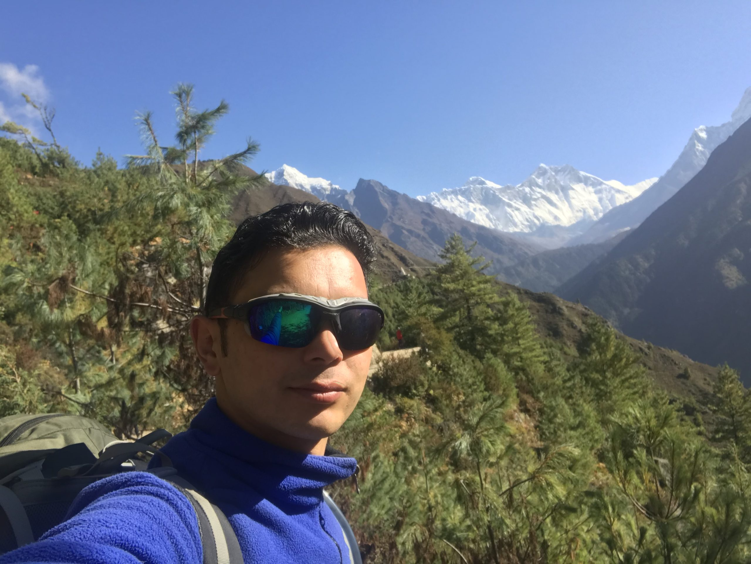 Rajan Khatri, Visit Himalaya Treks Pvt. Ltd., Kathmandu, Nepal