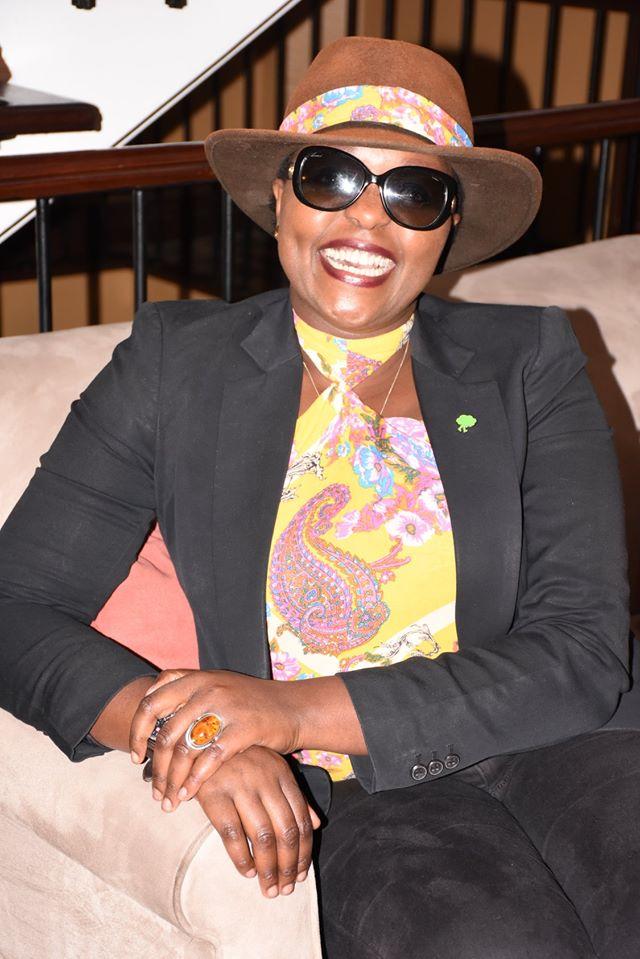 Dottie Githae, 360 Degree International, Gigri, Kenya