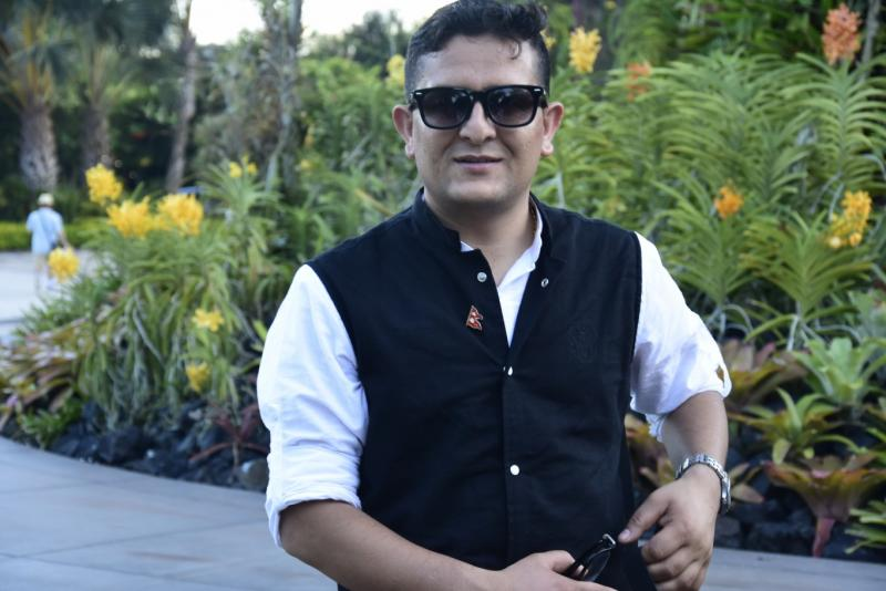 Kedar Neupane, Actual Adventure Pvt.Ltd, Kathmandu, Nepal