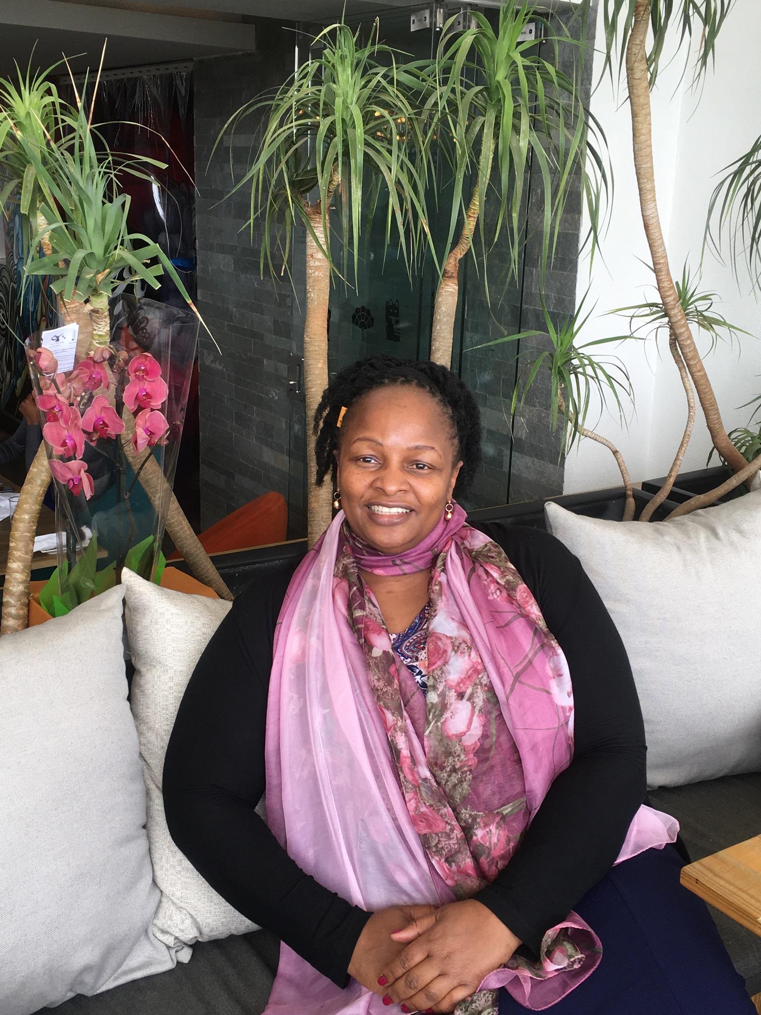 Hospitality Consultant, Maureen Ogola, Nairobi, Kenya