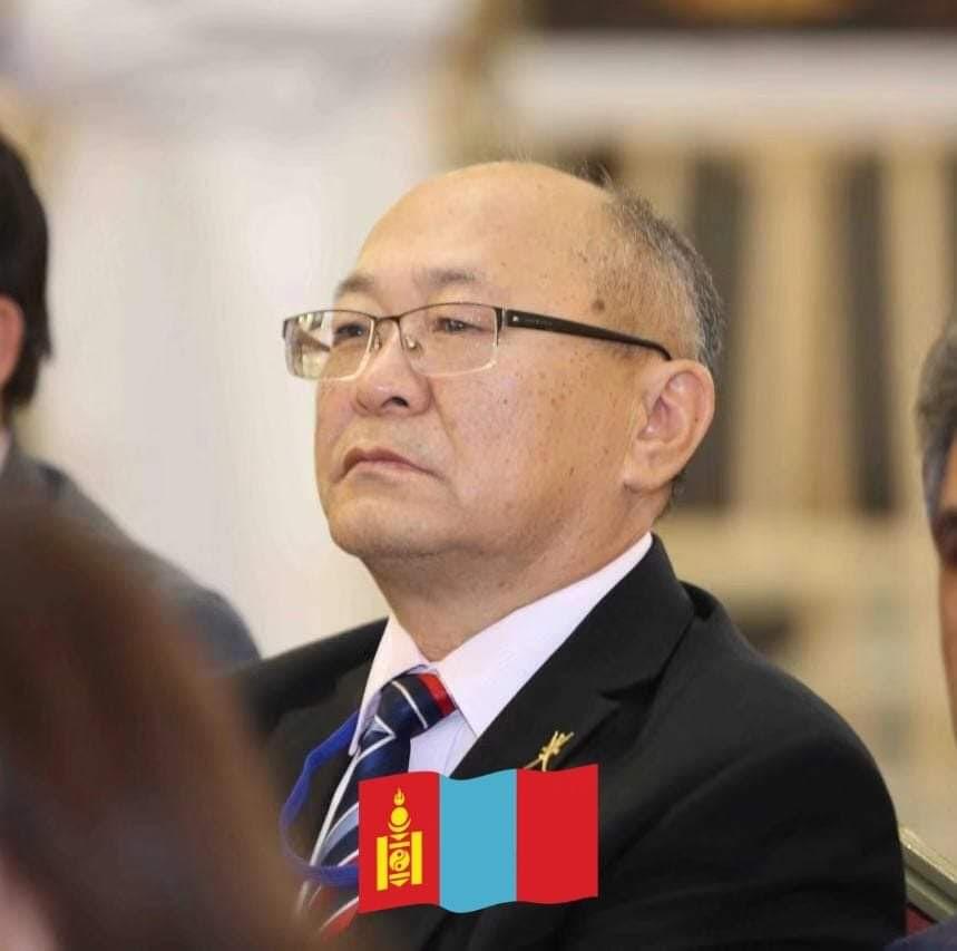 Gansikh Damba, Ulaanbaatar, Mongolia