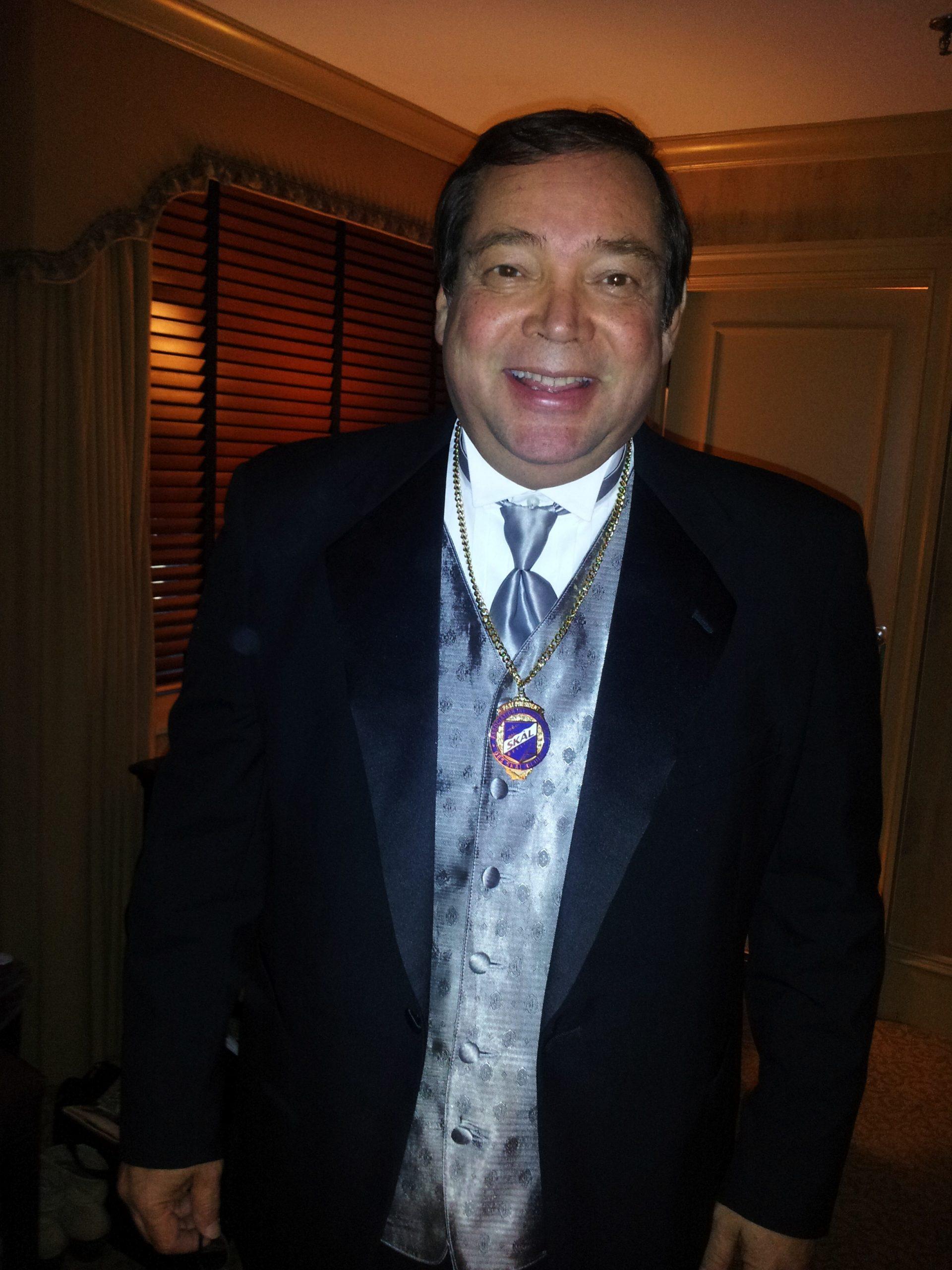 Ian Sauer, Summit Hospitality Group Ltd, Raleigh, NC, USA