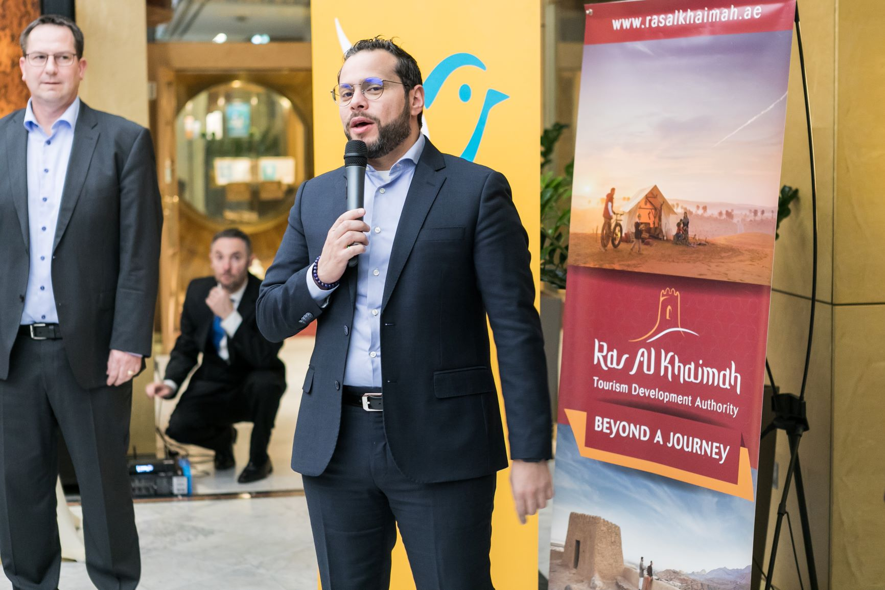 Mohamed Khater, Ras Al Khaimah Tourism Development Authority, UAE