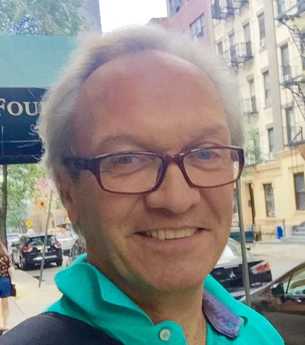 The Street Teacher, New York, USA
