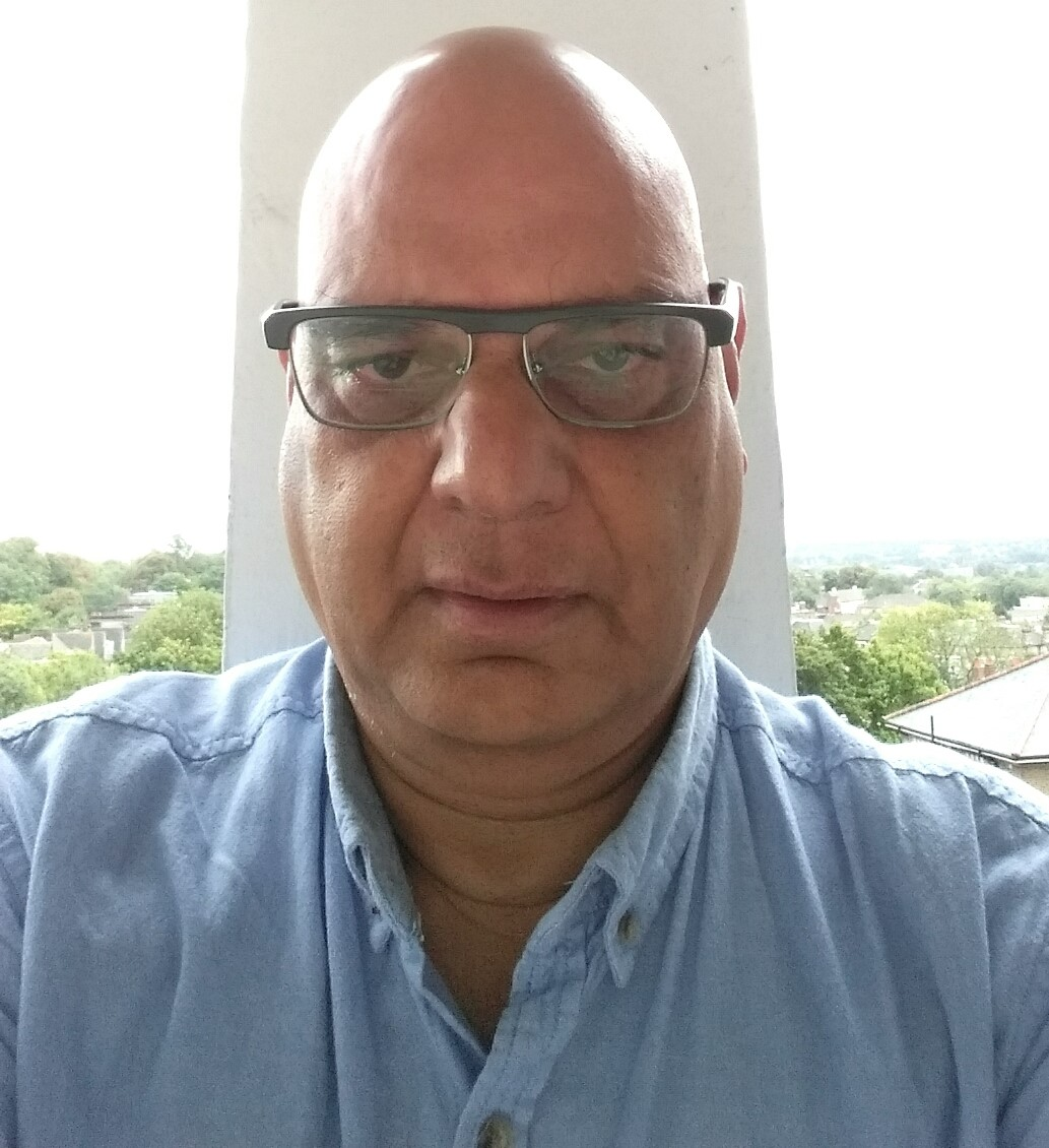 Rakesh Mathur, London, UK