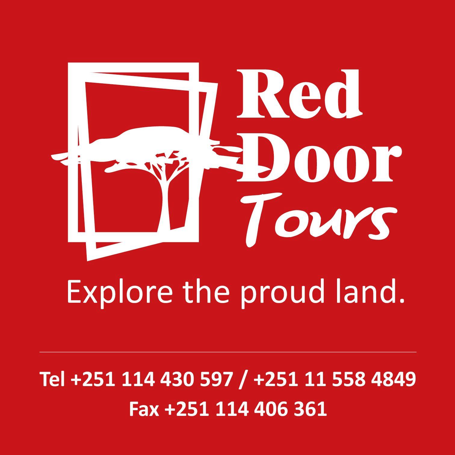 Salahadin  Khalifa Abdulkadir, Red Door Tour, Addis Ababa, Ethiopia