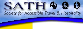 SATH (Society for Accessible Travel  & Hospitality), Jani Nayar, NJ, USA